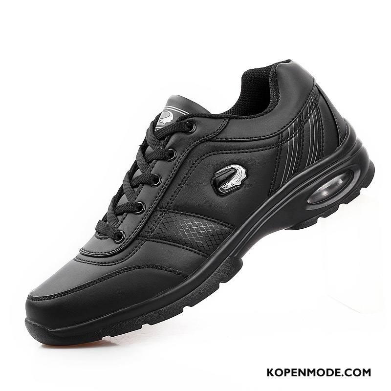 Casual Schoenen Heren Voorjaar Student Sportschoenen Jeugd Herfst Trend Zwart