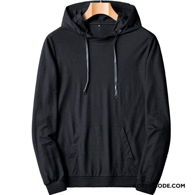 Hoodies Heren Trend Zwart