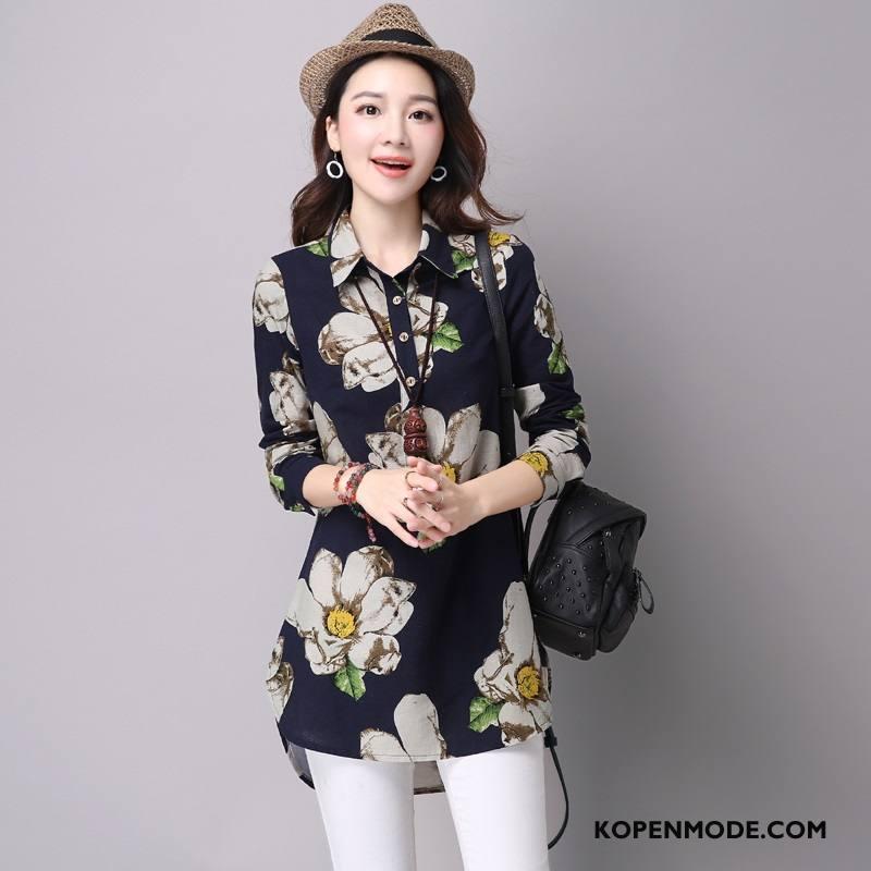 Overhemden Dames Casual Elegante Trend Blouse Overhemd 2018 Mode Zwart