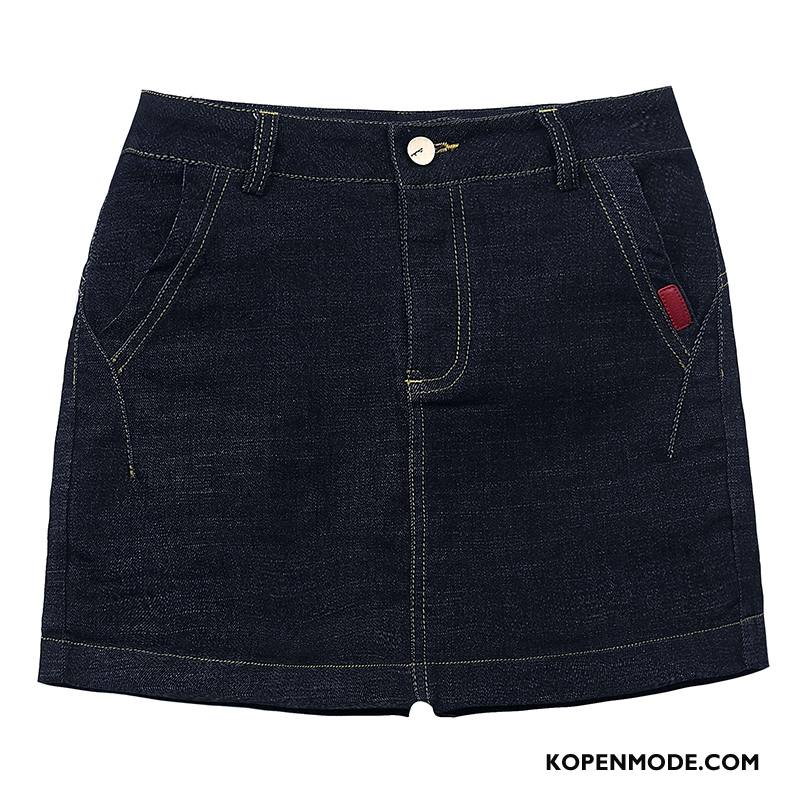 Shorts Dames Korte Broek Nieuw Denim Hoge Taille Vrouwen Zomer Zwart