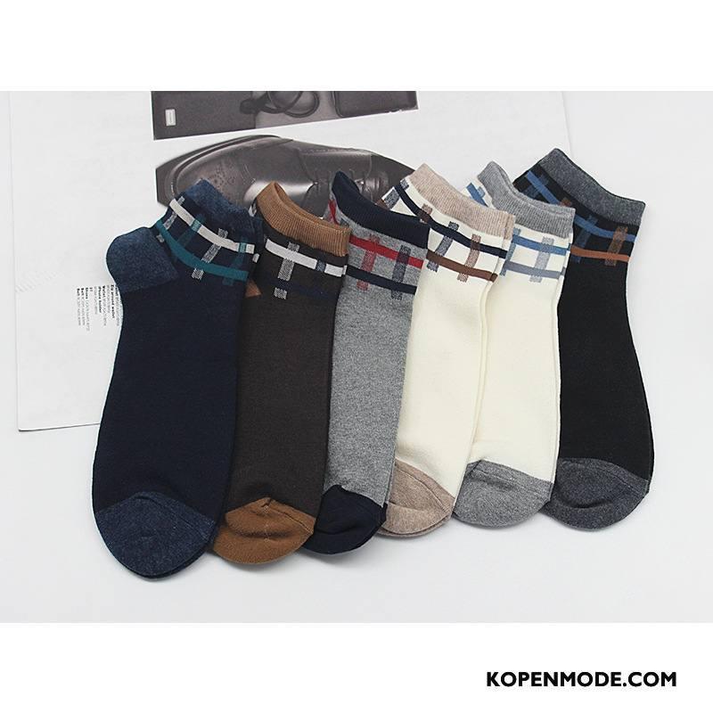Sokken Heren Comfortabel Casual Ademend Mannen Alle Wedstrijden Vier Seizoenen