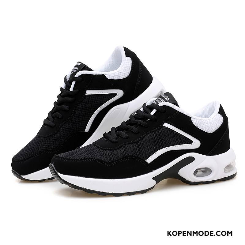 Sportschoenen Heren Mannen Student Trend Alle Wedstrijden Tiener Loopschoenen Zwart