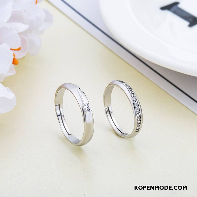 Zilveren Sieraden Dames Nieuwe Geschenk Accessoires Vrouwen Zuiver Lovers Zilver