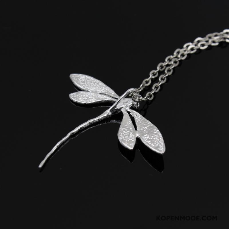 Zilveren Sieraden Dames Trui Schattig Nieuw Mode Stijl Zilver