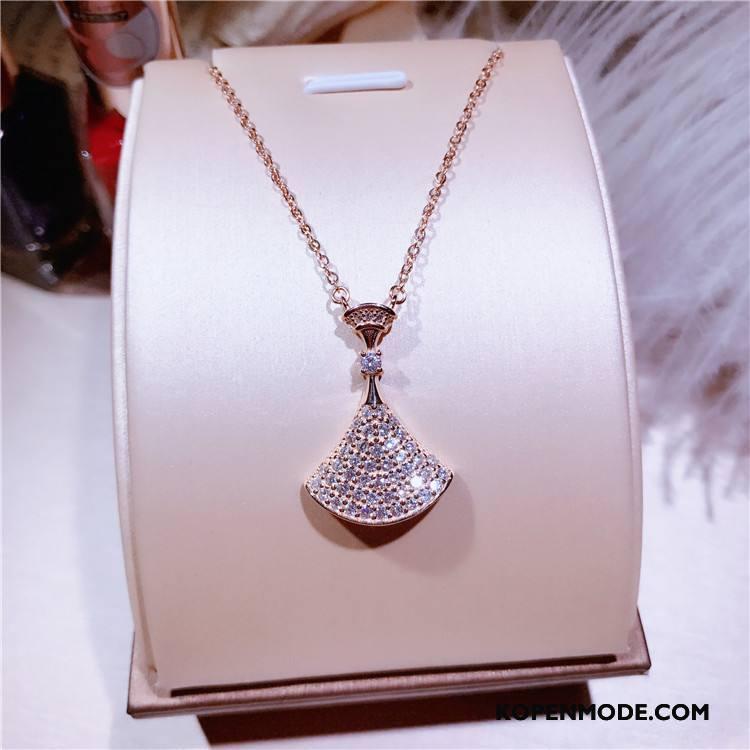 Zilveren Sieraden Dames Vrouwen Mode Accessoires Zuiver Alle Wedstrijden Zilver