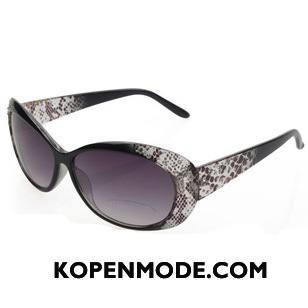 Zonnebrillen Dames Europa Vrouwen Mode Elegante Strass Purper Zwart