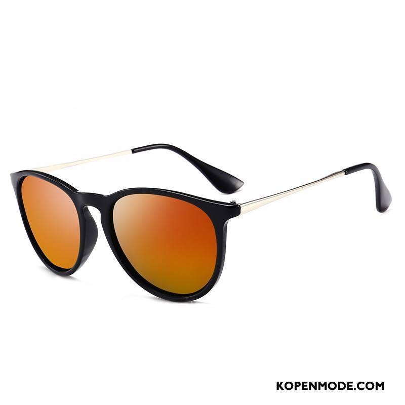 Zonnebrillen Heren Nieuw Polarisator Kwaliteit Padden Mannen Autorijden Oranje