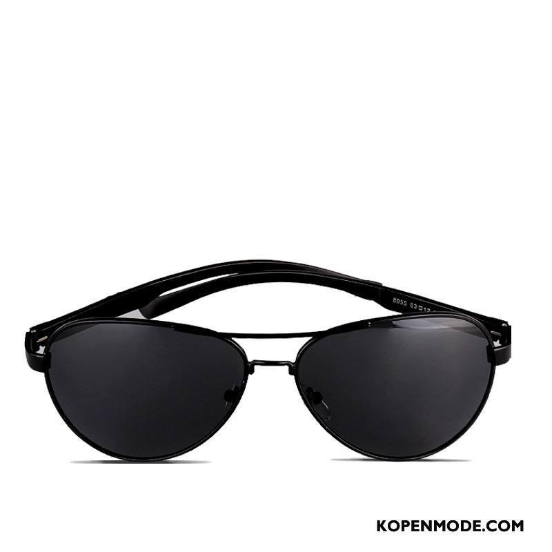 Zonnebrillen Heren Polarisator Autorijden Heet Mannen Padden Zwart